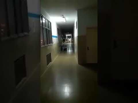 ¿Fantasma de niño en Hospital Posadas? En Buenos Aires, Argentina