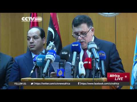 Security beefed up in Tripoli following arrival of UN-backed government