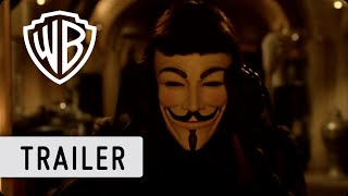 V WIE VENDETTA - Trailer Deutsch German