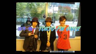 w-inds. 涼平・龍一 TOKYO FM ONCE