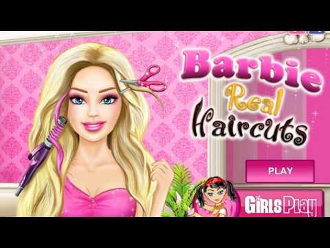 Barbie Gercek Sac Duzumu Oyunu Oynadim