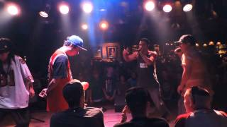Crack-Kusa VS Dominic-Ls (8vos del final) Festival Dame Pista Vol.3