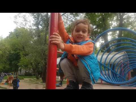 Мартин рассказывает как правильно гулять на площадке - Видео онлайн