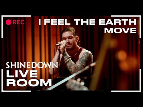 "Shinedown ""I Feel The Earth Move"" (Carole King cover) captured in The Live Room Mp3"