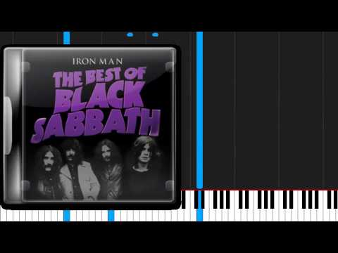How to play Changes by Black Sabbath on Piano Sheet Music