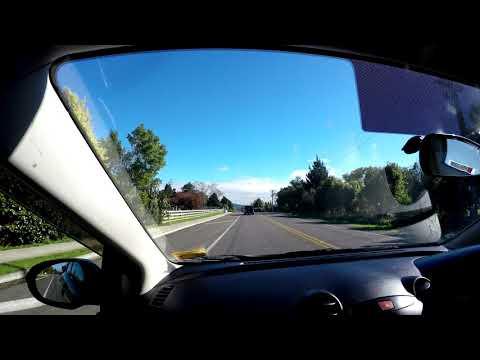Napier to Wellington road (4K. New Zealand)