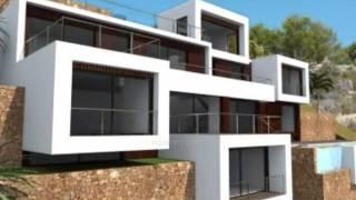 Visite villa de luxe Benissa – Design moderne original incroyable – Top immobilier Espagne