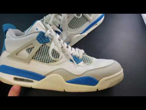 How I Flip Air Jordans on eBay Shoe Restoration Video