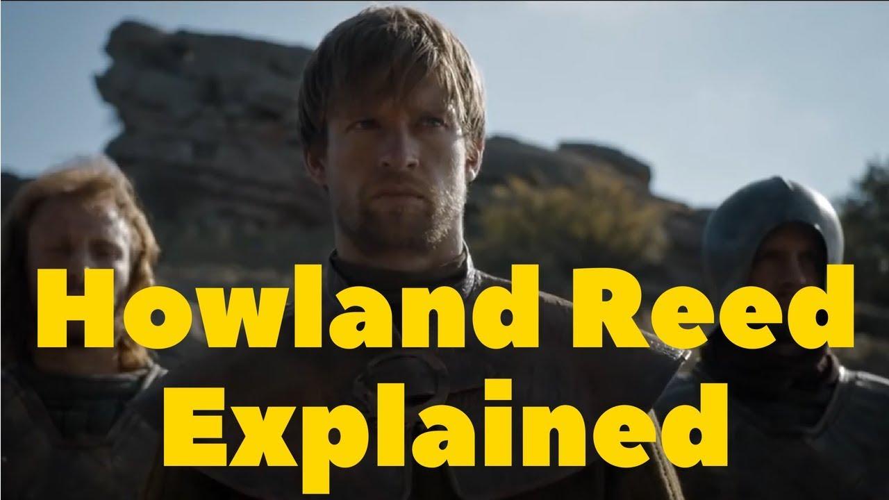 Howland Reet