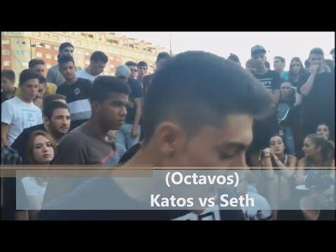 KATOS VS SETH Octavos Clasificatoria FullRap VLC VS MADRID