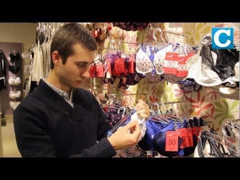 Как выбрать белье для любимой