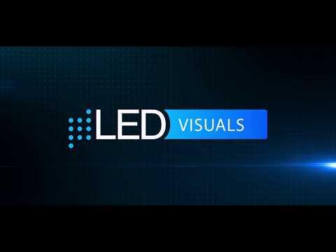 Bedrijfsvideo LED visuals B.V. - Indoor en Outdoor LED schermen, LED displays en LED billboards