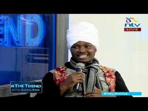 Wagithomo performs Akorino version of 'Man's not Hot'