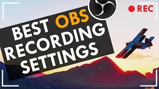 Best OBS Recording Settings for 60FPS with NO LAG!