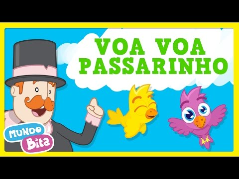 Mundo Bita - Voa Voa Passarinho [clipe infantil]
