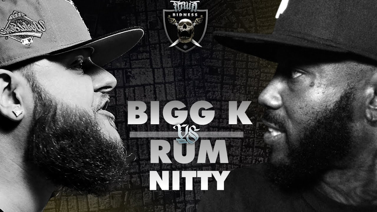 KOTD - Bigg K vs Rum Nitty | #TB