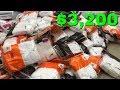 Amazon FBA Retail Arbitrage - $3200 In Socks In 1 Day