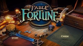 Fable Fortune (PC) | Alchemist Gameplay