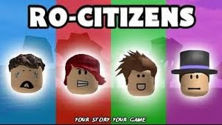 ROBLOX RoCitizens epic glitch!!!! 〖still works〗=easy steps
