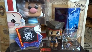 UNBOXING - Funko Disney Treasures mystery subscription box #1: Pirates Cove thumbnail