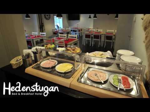 Hedenstugan B&B Hotel promo