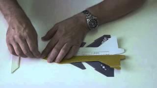 Paper Planes - Istruzioni montaggio JAS C39 GRIPEN