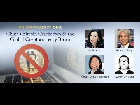China's Bitcoin Crackdown and the Global Cryptocurrency Boom