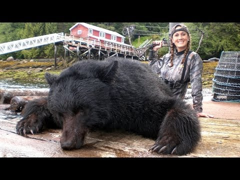 Melissa Bachman- Predator Calling GIant Black Bears- Winchester Deadly Passion Season 1