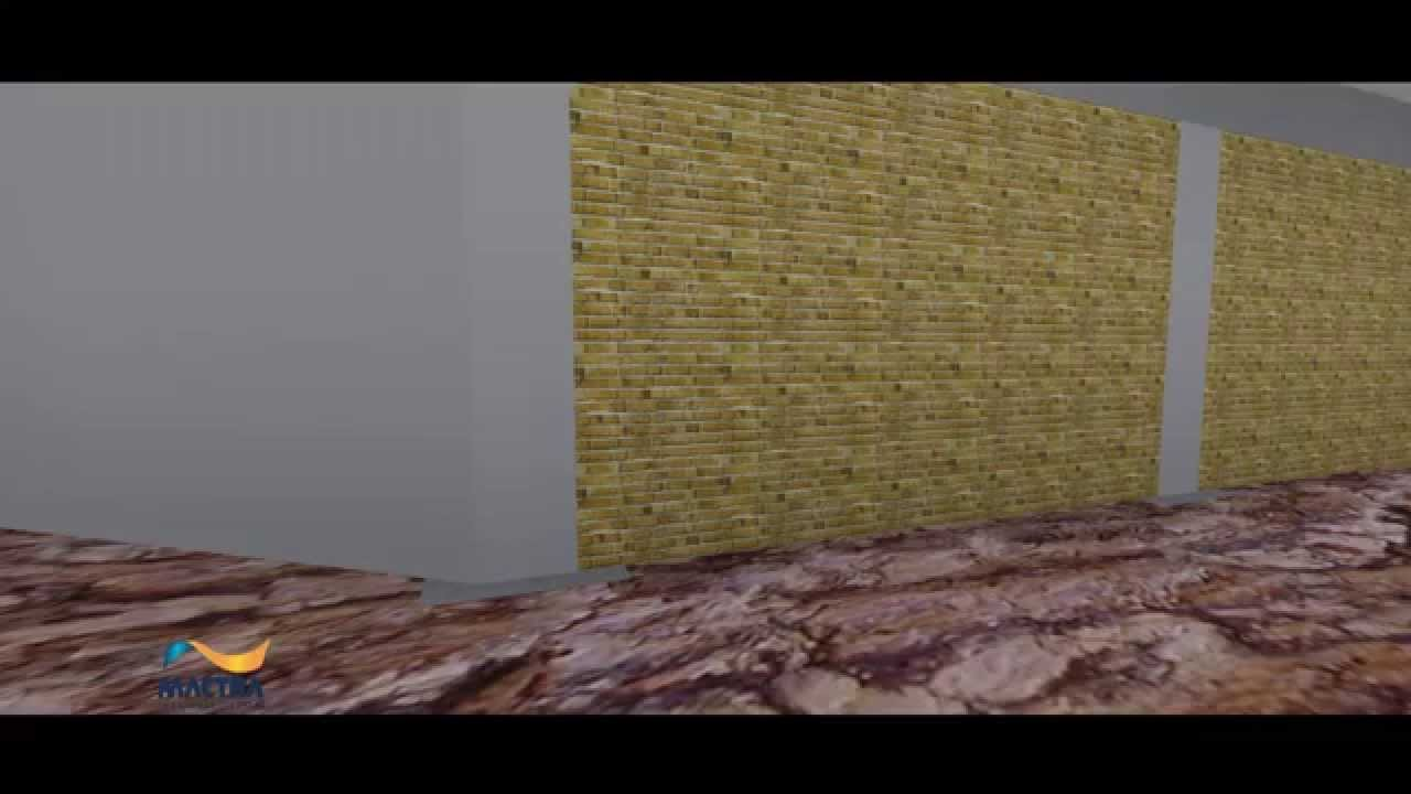 impermeabiliza o de muro de arrimo mactra youtube. Black Bedroom Furniture Sets. Home Design Ideas