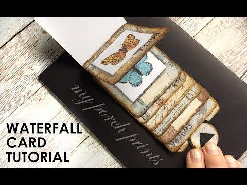 Waterfall Card Tutorial MPP