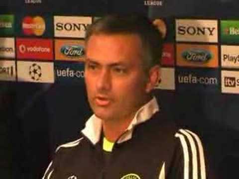 Jose Mourinho's ten best quotes