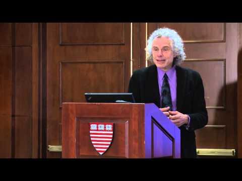 GEM 2012: Steven Pinker on Emotion, Reason and Moral Progress