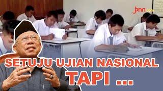 Ujian Nasional Dihapus, Ma'ruf Amin: Harus Ada Alat Ukur Efektif Lain - JPNN.com