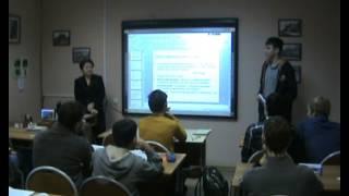Урок истории в 9 классе с учителем Вилковой Н.И.