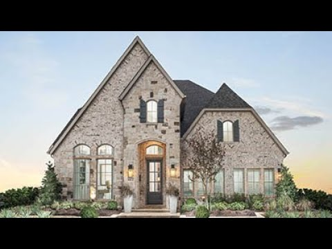 New Homes in Castle Hills, Carrollton, TX | Britton Homes