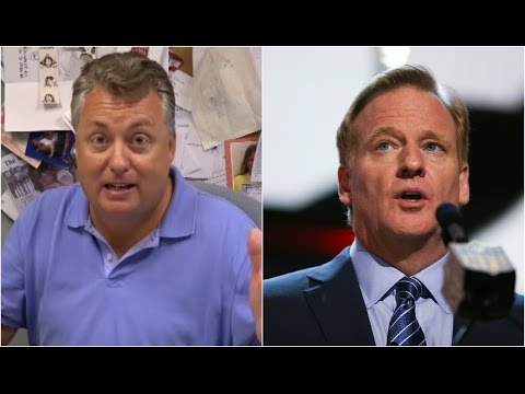 The Real Story Behind My Roger Goodell Confrontation in Maine
