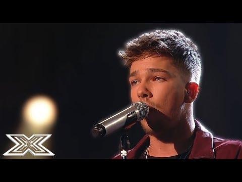 MARVELLOUS Matt Terry Performance on The X Factor  X Factor Global