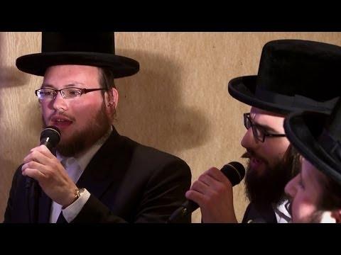 Yumi Lowy & Yedidim Choir - חתונה חסידית ומקהלת ידידים