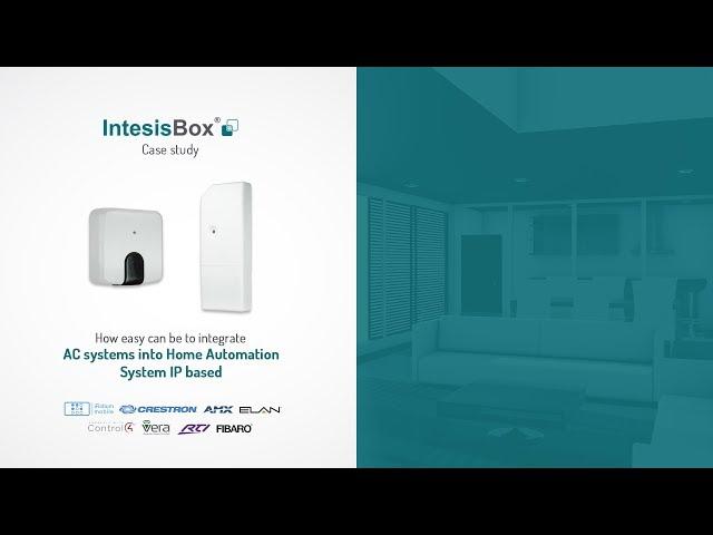 IntesisBox | Advantages for AC integration using AC-WMP-1 gateways