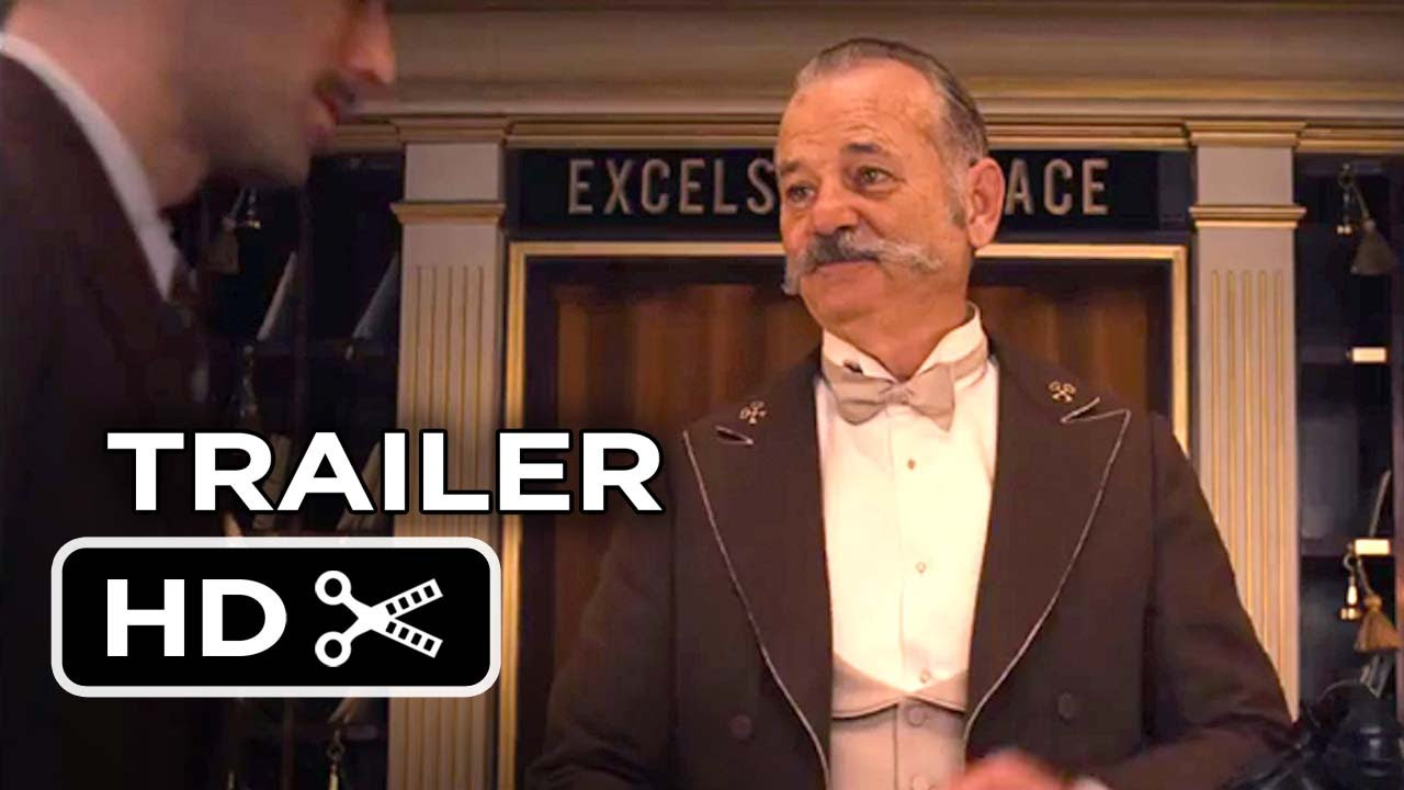the grand budapest hotel official trailer 1 2014 wes anderson movie hd youtube. Black Bedroom Furniture Sets. Home Design Ideas
