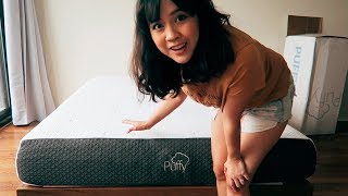 Falling In Love With Puffy.  The Best Mattress Ever.