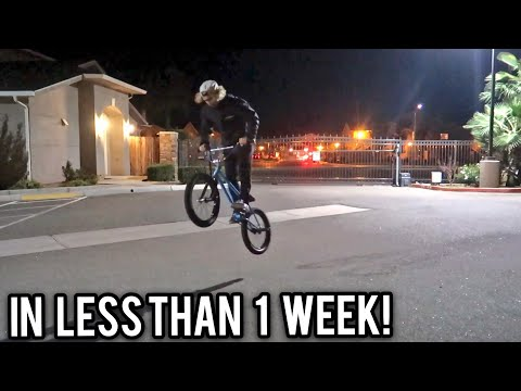 HOW TO 180 BMX IN DEPTH!