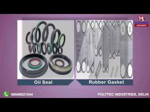 Automobile Rubber Products By Polytec Industries, Delhi