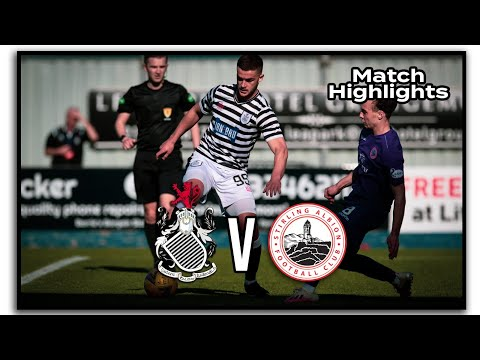 Queens Park Stirling Goals And Highlights
