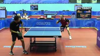 12.07.2013 Table tennis  Настольный теннис 01418(12.07.2013 Table tennis Настольный теннис 01418., 2013-08-01T17:06:28.000Z)