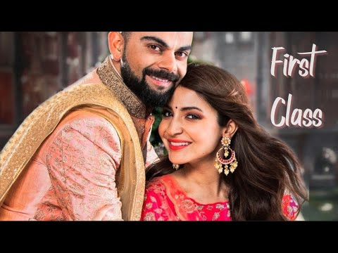 VIRUSHKA x FIRST CLASS | KALANK | Anushka Sharma  and  Virat Kohli