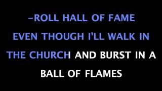 Rap God (Instrumental) - Eminem (Karaoke - Scrolling Lyrics w- Backup).mp4
