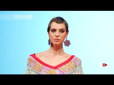 AMALIA PEDITTO & SILVIA CAMPIONE Full  Spring 2017  Monte Carlo Fashion Week 2016 by Fashion Ch