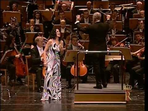 Angela Gheorghiu - Faust: O dieu, que de bijoux - Madrid 2007