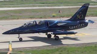 Patrouille Sparflex (2 Aero L-39 Albatros) - Sabadell Airport